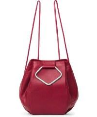 Gretchen Oyster Backpack - Royal Red