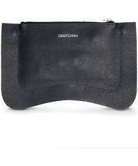 Gretchen Opal Clutch Two - Piano Black Blue