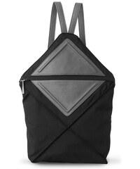 Gretchen Origami Backpack - Stone Gray Glazed