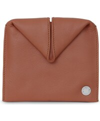 Gretchen Ebony Coin Purse - Whiskey Brown