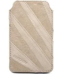 Gretchen Linear iPhone Case - Vanilla Sand