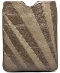Gretchen Linear iPad Case - Taupe