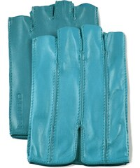 Gretchen Car Glove - Aqua Blue