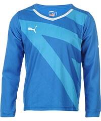 Sportovní tričko Puma Power dět. královská modrá