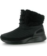 Zimní boty Nike Kaishi Trainers dám. černá/stříbrná