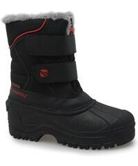 Zimní boty Campri Snow dět. černá/červená