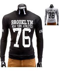 Lesara T-shirt à manches longues Brooklyn New York