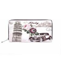 Mixone Stylová peněženka Vintage Pisa & Car