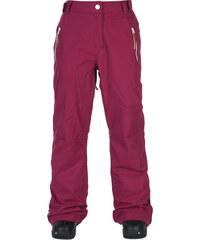 Clwr Stencil W pantalons burgundy