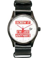Cheapo Screw It Uhr
