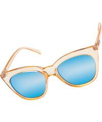 Le Specs Halfmoon Magic Sonnenbrille sand/ice blue