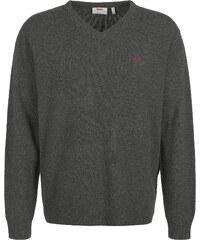 Fjällräven Shepparton pull en laine dark grey