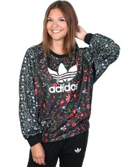 adidas Moscow Printed Crew W sweat multicolor