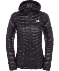 The North Face Thermoball Hoodie W doudoune synthétique black