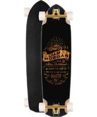 Arbor Liam MorgaN Pro Complete Longboards Longboard black