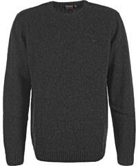 Carhartt Wip University pull en laine black heather/black