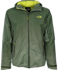 The North Face Fuseform Dot Matrix Insulated veste imperméable green/matrix