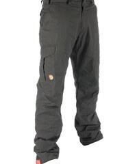 Fjällräven Karl Hydratic pantalon trekking dark grey