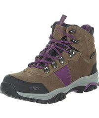 Cmp Hadar Wp W chaussures hiking cacao