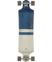 Globe Geminon Longboards longboard blue diamond / white