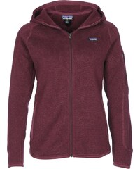 Patagonia Better W veste polaire oxblood red