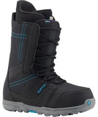 Burton Invader boots black/cyan