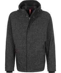 Tatonka Osie veste en laine darkest grey