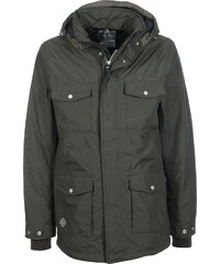 Didriksons Patch veste d'hiver stone green