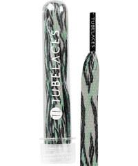 MasterDis Printed Tubelaces 130 cm Laces camo woodland