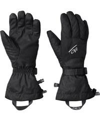 Outdoor Research Adrenaline gefütterte Handschuhe black