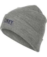 Obey Anvers Beanie heather grey