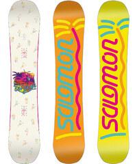 Salomon Oh Yeah 2015/16 snowboard
