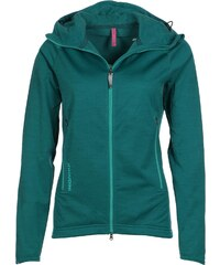 Houdini Outright Houdi W veste polaire northernlights green