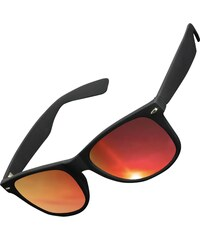 MasterDis Likoma Mirror Sonnenbrille black/red