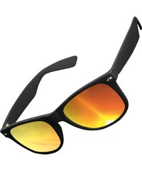 MasterDis Likoma Mirror Sonnenbrille black/orange