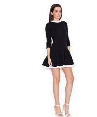 KATRUS Dámské šaty K266 black