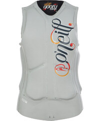 O'Neill Gooru Padded Vest W protection lunar/sorbet