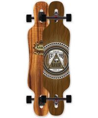 Arbor Genesis Complete Longboards Longboard wood