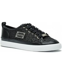 GUESS GUESS Baya Logo Sneakers - black multi fabric
