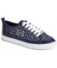 GUESS GUESS Baya Logo Sneakers - blue multi fabric