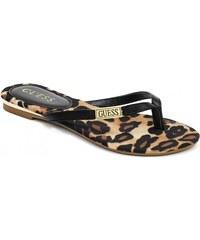 GUESS GUESS Kassie Flip-Flops - leopard print
