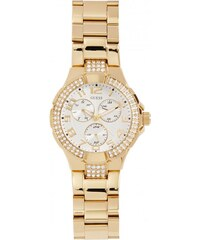 GUESS GUESS Prism Gold-Tone Watch - no color