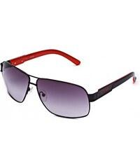 GUESS GUESS Metal Navigator Sunglasses - black