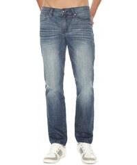 "GUESS GUESS Delmar Slim Straight Jeans - Medium Wash - medium wash 32"" inseam"
