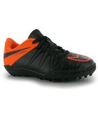 Turfy Nike Hypervenom Astro Turf Football Trainer dět. černá/oranžová