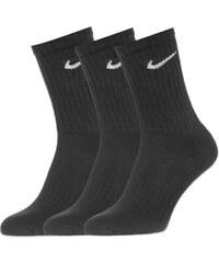 Nike Crew 3er Pack Socken black