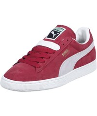 Puma Suede Classic Schuhe red/white