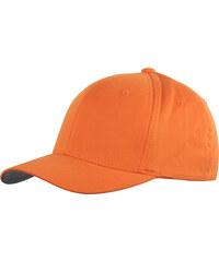 Flexfit Wooly Combed 6277 Cap orange