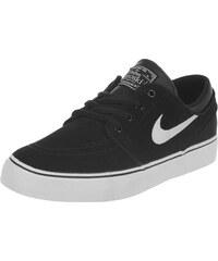 Nike Sb Stefan Janoski Gs Skate Kids Schuhe black/white