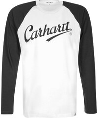 Carhartt Wip League Longsleeve white/black